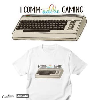I Comm-adore Gaming