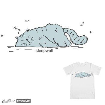 Cat Sleep Well
