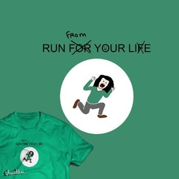 run from your life