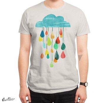 Raining rainbow