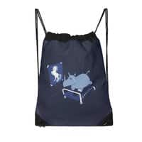 Runnin' Rhino - drawstring-bag - small view