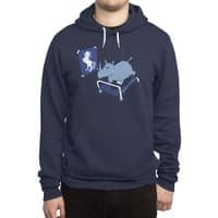 Runnin' Rhino - hoody - small view