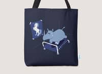Runnin' Rhino - tote-bag - small view