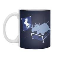 Runnin' Rhino - white-mug - small view