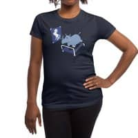 Runnin' Rhino - womens-regular-tee - small view