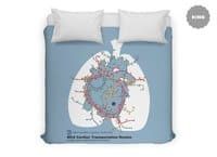 Follow It - duvet-cover - small view