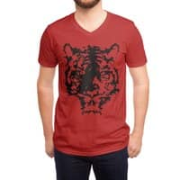 Big Cats - vneck - small view