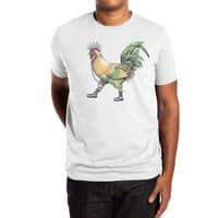 Punk Rock Cock - mens-extra-soft-tee - small view