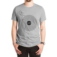 Put the Needle on the Record - mens-extra-soft-tee - small view