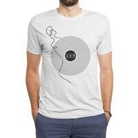 Put the Needle on the Record - mens-triblend-tee - small view