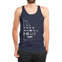 Sound Advice - mens-jersey-tank - small view