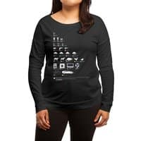 Sound Advice - womens-long-sleeve-terry-scoop - small view