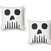 Bone Idol - throw-pillow - small view