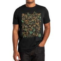Sing To The Tune Of Nature - mens-extra-soft-tee - small view