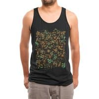Sing To The Tune Of Nature - mens-triblend-tank - small view