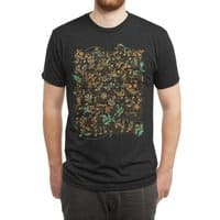 Sing To The Tune Of Nature - mens-triblend-tee - small view