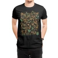 Sing To The Tune Of Nature - mens-regular-tee - small view