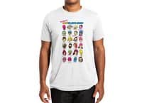 The League of Cliche Evil Super-Villains - mens-extra-soft-tee - small view