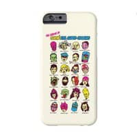 The League of Cliche Evil Super-Villains - perfect-fit-phone-case - small view