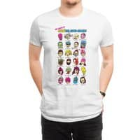 The League of Cliche Evil Super-Villains - mens-regular-tee - small view