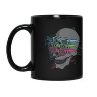 Between The Eyes - black-mug - small view