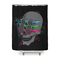 Between The Eyes - shower-curtain - small view