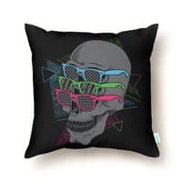 Between The Eyes - throw-pillow - small view