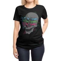 Between The Eyes - womens-regular-tee - small view