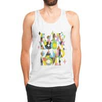 Folk Rock And Roll - mens-jersey-tank - small view