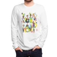 Folk Rock And Roll - mens-long-sleeve-tee - small view
