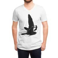 Windsurfingbird - vneck - small view