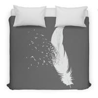 Birds Of A Feather - duvet-cover - small view