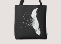 Birds Of A Feather - tote-bag - small view