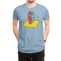 Make Love Not War - mens-regular-tee - small view