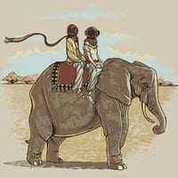 In Pachydermic Fashion - small view