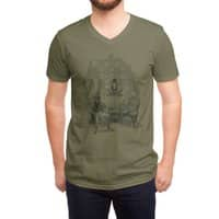 Aesthetic Truculency - vneck - small view