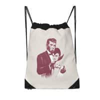 It's Always Midnight Somewhere - drawstring-bag - small view