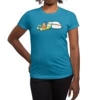 Happy Thoughts - womens-regular-tee - small view