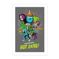 HOT DANG! - vertical-print - small view