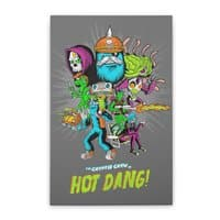 HOT DANG! - vertical-stretched-canvas - small view