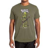 SWAMP GUITAR - mens-extra-soft-tee - small view
