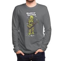 SWAMP GUITAR - mens-long-sleeve-tee - small view