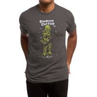 SWAMP GUITAR - mens-triblend-tee - small view
