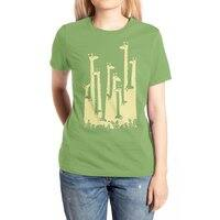 Such A Great Height - womens-extra-soft-tee - small view