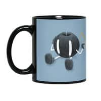 Self Destruction - black-mug - small view