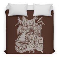 Spiritual Symphony Fin - duvet-cover - small view