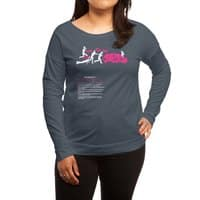 Shotgun! - womens-long-sleeve-terry-scoop - small view