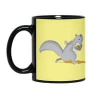 All-Conference Squirrel - black-mug - small view