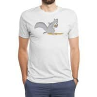 All-Conference Squirrel - mens-triblend-tee - small view