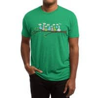 Do-Re-Mi-Quack! - mens-triblend-tee - small view